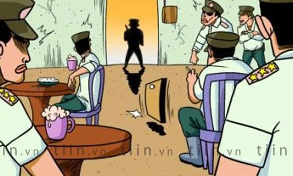 Truyen tranh dich: Gan coc tia con doi 'coi to' hinh anh 4