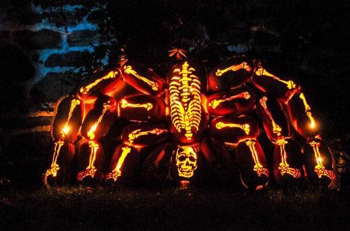 Kiet tac Halloween lam tu qua bi ngo hinh anh
