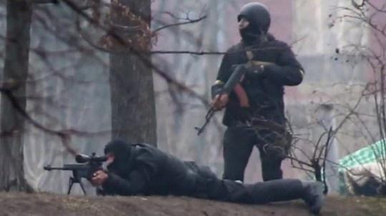 Ukraina to Yanukovych va dac vu Nga giet nguoi bieu tinh hinh anh 1