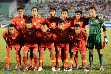 DT Viet Nam chi la hat giong so 6 tai AFF Cup 2014 hinh anh