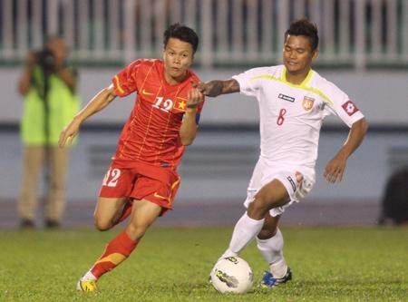 U23 VN sung suong vi duoc dung Wi-Fi mien phi tai Myanmar hinh anh