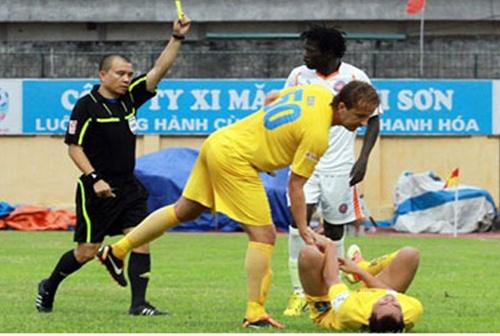 VFF dinh chi nhiem vu 3 trong tai vi bo loi SLNA, Hai Phong hinh anh