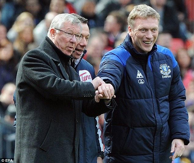 Dich than Sir Alex chi dao duoi viec David Moyes hinh anh 1 HLV Ferguson đã sai lầm khi chọn Moyes làm người kế nghiệp.