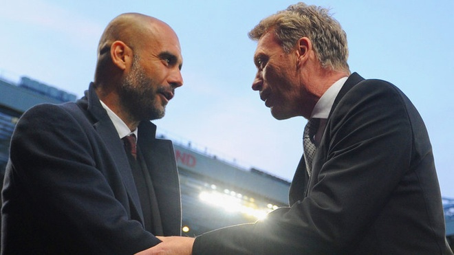 Pep Guardiola không có ý định ngồi vào chiếc ghế nóng tại Old Trafford.