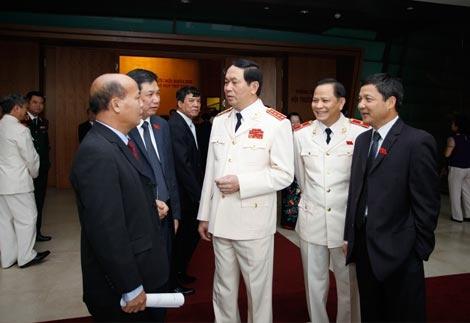 Bo truong Tran Dai Quang: Chong buon lau phai bang hanh dong hinh anh