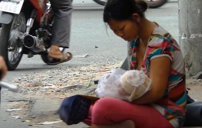 Cảnh khó tin về trẻ ăn xin bị 'hành xác' ở Sài Gòn - Xã hội ...