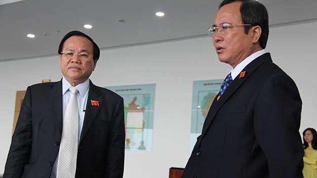 Ong Tran Van Nam lam Chu tich UBND tinh Binh Duong hinh anh