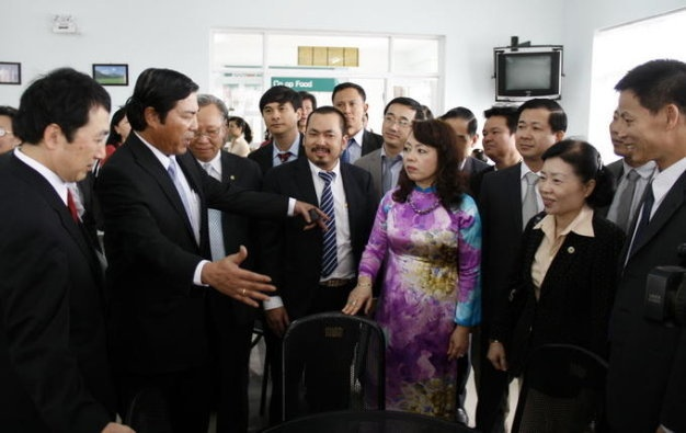 Ong Nguyen Ba Thanh se ve dieu tri tai Da Nang hinh anh