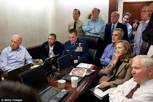 Ly do My khong cong bo anh thi the Osama bin Laden hinh anh