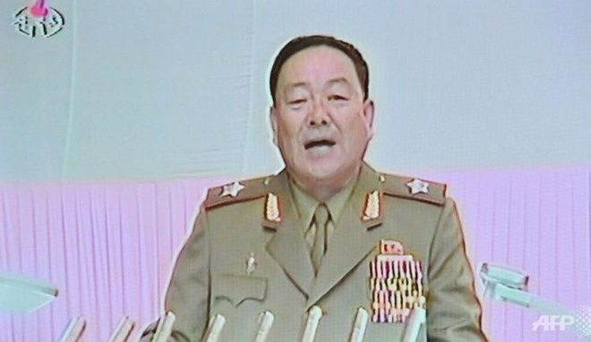 Kim Jong Un co the da ra lenh xu tu bo truong quoc phong hinh anh