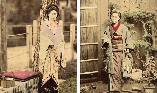 Anh mau hiem ve geisha va samurai Nhat Ban hinh anh 5 Bộ ảnh tại Nhật Bản của ông Beato là một trong những tác phẩm hiếm hoi hé lộ về cuộc sống người dân thời kỳ Edo.