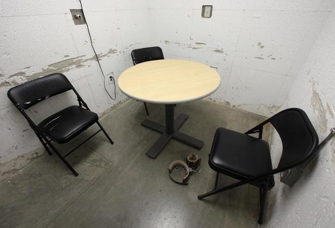 Ben trong nha tu Guantanamo khet tieng cua My hinh anh 7