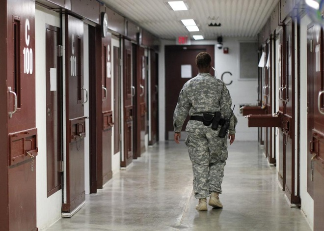 Ben trong nha tu Guantanamo khet tieng cua My hinh anh 9