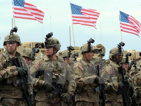 Tong thong My Obama phe chuan dieu them 450 binh si toi Iraq hinh anh