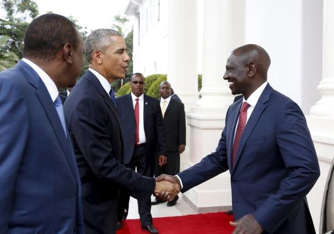Obama tham chau Phi: mo rong ho tro chong khung bo hinh anh 1
