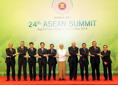 ASEAN-co che doan ket de giai quyet tranh chap Bien Dong hinh anh