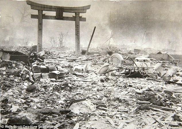 Ngay kinh hoang o Hiroshima qua loi nguoi trong cuoc (ky 2) hinh anh