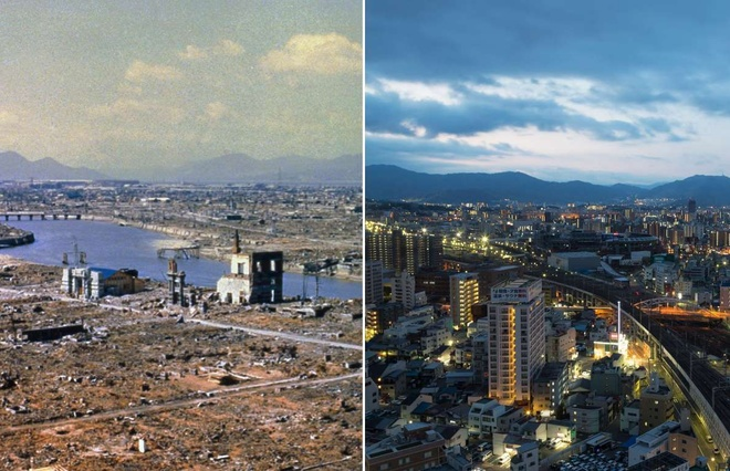 Hanh trinh hoi sinh sau tham hoa bom nguyen tu o Hiroshima hinh anh