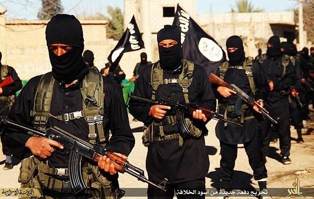 IS len ke hoach chiem phan lon the gioi vao nam 2020 hinh anh 1 Các chiến binh của tổ chức khủng bố Nhà nước Hồi giáo (IS) tự xưng.