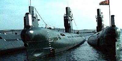 Chien thuat 'ben mieng ho chien tranh' cua Trieu Tien hinh anh 2 Triều Tiên điều động hàng chục tàu ngầm và pháo binh đến biên giới vào cuối tuần qua. Ảnh: Yonhap