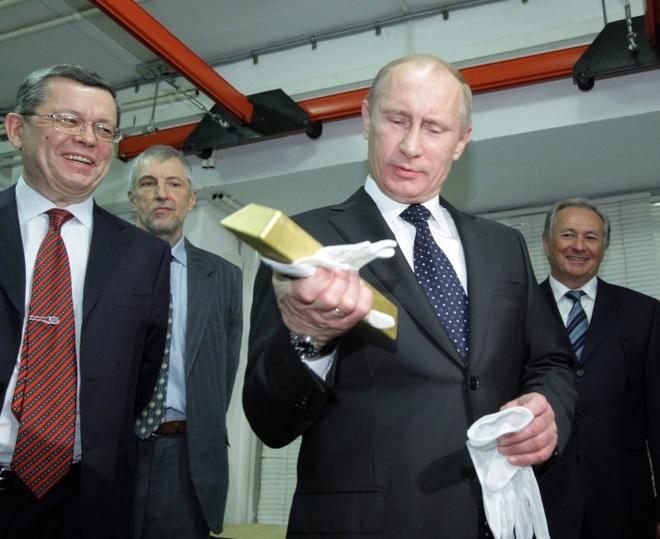 Nga: Kim cuong quy boc hoi bi an hinh anh