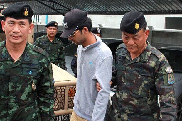 Hanh trinh san lung nghi pham danh bom cua canh sat Thai Lan hinh anh