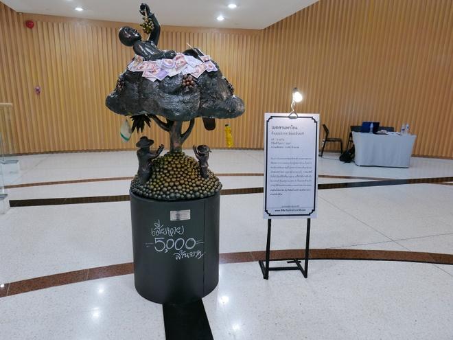 Ben trong Bao tang Tham nhung o Thai Lan hinh anh 4