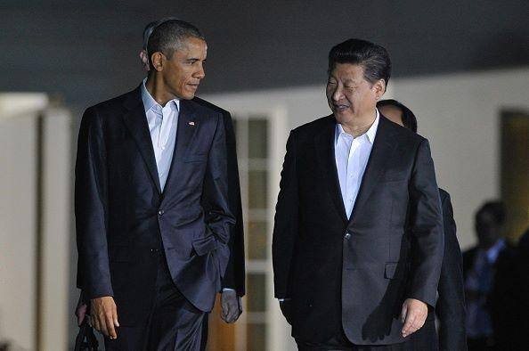 Obama du tiec toi cung chu tich Trung Quoc hinh anh