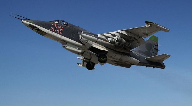 May bay Nga triet pha duong tiep te vu khi cua phien quan IS hinh anh
