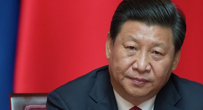 Tap Can Binh: TQ khong muon thay My lam 'canh sat the gioi' hinh anh 1 Chủ tịch Trung Quốc Tập Cận Bình. Ảnh: Sputnik