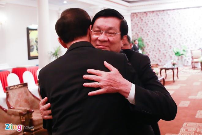 Chu tich nuoc: Quan he Viet - Han gan gui nhu sui gia hinh anh 2