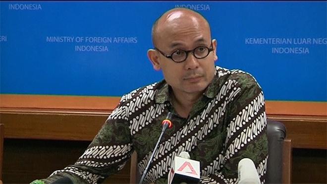 Indonesia yeu cau TQ lam ro tuyen bo chu quyen o Bien Dong hinh anh 1