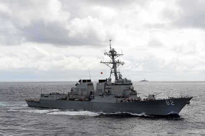 McCain muon lam ro quan diem vu thach thuc TQ hinh anh 1 Tàu USS Lassen của Hải quân Mỹ. Ảnh: Naval Today