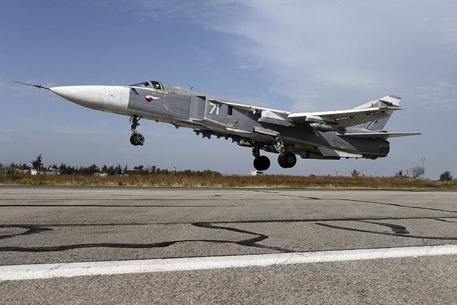 Nga lo diem yeu khong quan sau vu Su-24 bi ban roi hinh anh