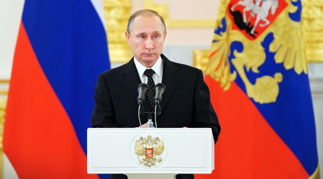 Tong thong Putin: Quan he Nga - Tho di vao be tac hinh anh