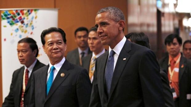 My - ASEAN se co cuoc hop lich su ve Bien Dong hinh anh