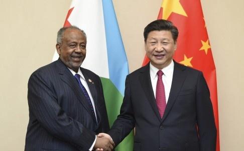 Djibouti thong bao viec TQ xay can cu dau tien o nuoc ngoai hinh anh 1