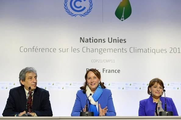 COP21 dat thoa thuan chung cho thoa thuan Paris hinh anh 1