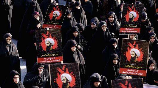 Vi sao gia dau van giam du Saudi Arabia - Iran cang thang? hinh anh 1