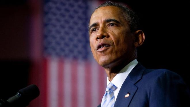 Ong Obama se noi gi o Thong diep Lien bang cuoi cung? hinh anh