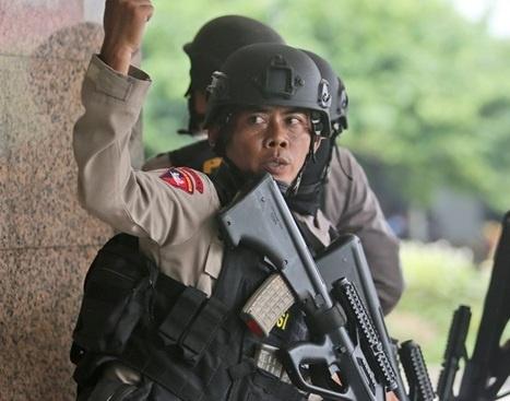 Singapore bat 27 nguoi ung ho phien quan IS hinh anh