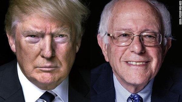 Ong Donald Trump thang o bau cu so bo New Hampshire hinh anh 1