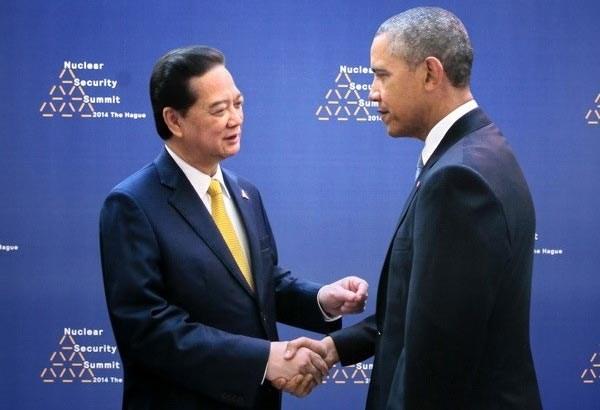 'Obama muon de lai di san cho hop tac My - ASEAN' hinh anh