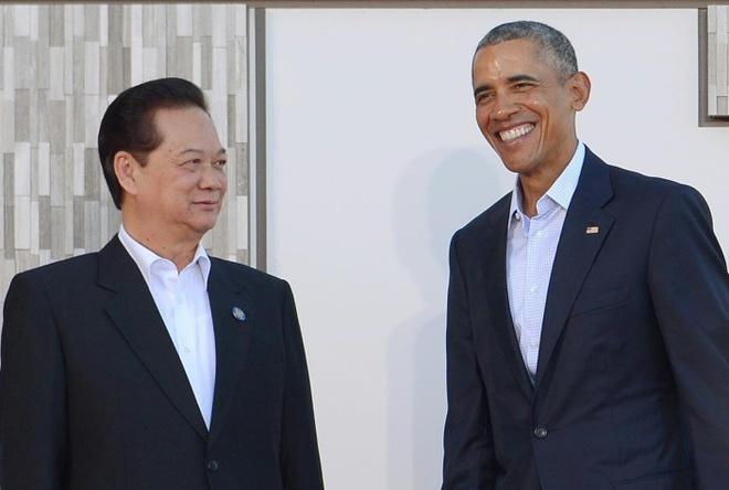 Du thao tuyen bo My - ASEAN ung ho su dung toa an trong tai hinh anh
