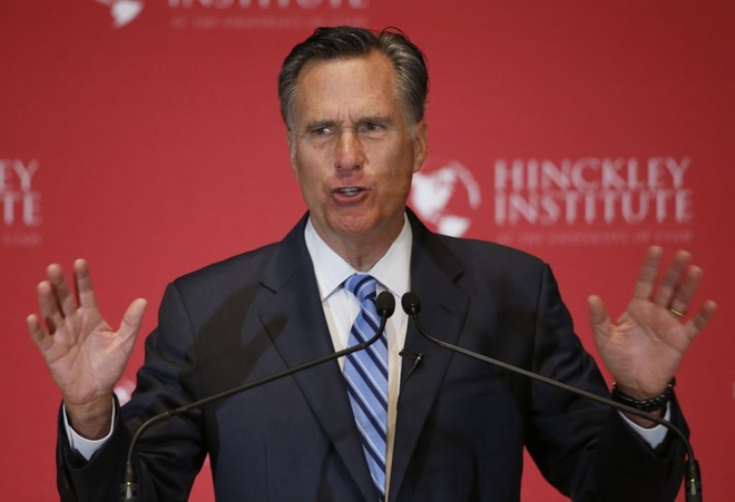 Romney, McCain chi trich Trump se day nuoc My vao nguy hiem hinh anh 1