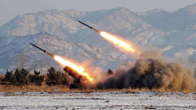 Kim Jong Un ra lenh tiep tuc thu nghiem hat nhan hinh anh