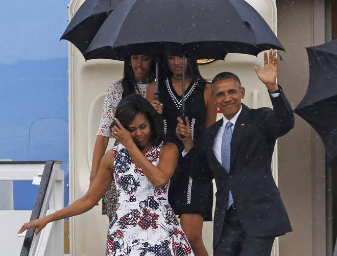 Obama doi mua trong chuyen cong du lich su toi Cuba hinh anh