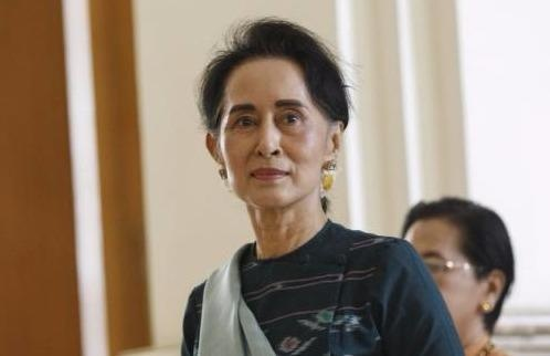 Ba Suu Kyi se kiem soat chinh phu Myanmar hinh anh