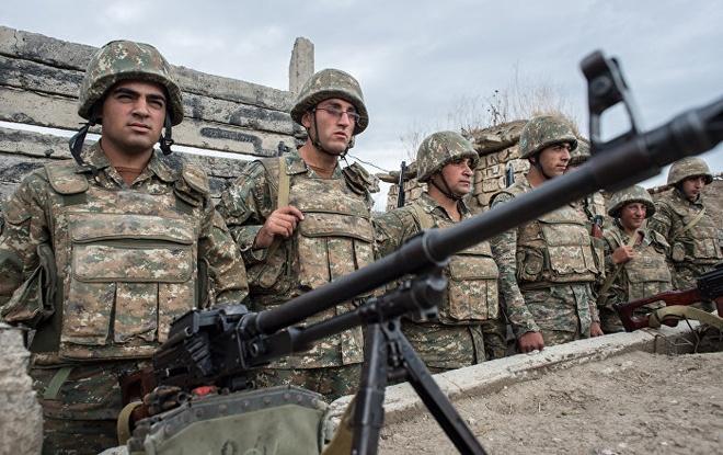 Armenia va Azerbaijan giao tranh du doi, 30 binh si tu tran hinh anh