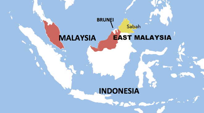 Phien quan bat thuy thu tau keo o bo bien Malaysia hinh anh 1